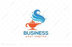Logo for sale: Water Genie Logo by SimplePixel, uploaded on Logo design of a genie lamp with water coming out of it. Logo Design, Logos, Disney Characters, Water, Travel, Gripe Water, Viajes, Logo, Destinations