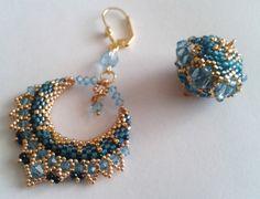P @ tty Beads: Earrings