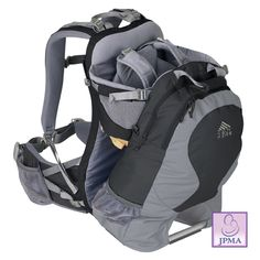 Love this for hiking! Only $170! Ha-ha-ha... for up to 40 pounds.