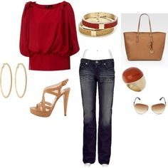 Daytime Casual, created by abund.polyvore.com