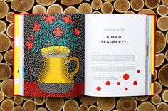 Alice's Adventures in Wonderland illustrated by  Yayoi Kusama, The Best Art Books of 2012 | Brain Pickings