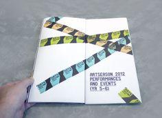 Raffles Institution Arts Season 2013 - Brochure