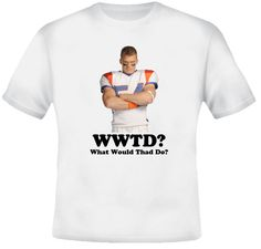 Blue Mountain State Thad Castle T Shirt