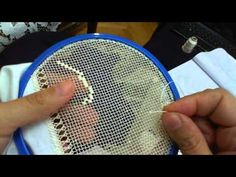 İĞNE OYASI File bohça kumaşa sarma tekniği - YouTube Tunisian Crochet, Bead Crochet, Filet Crochet, Net Making, Lace Making, Embroidery Stitches, Hand Embroidery, Cut Work, Needle Lace