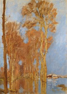 Saint-Germain Auxerrois Paris 1867 by Claude Monet Giclee Repro on Canvas