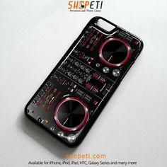 PIONEER DDJ ERGO Turntable DJ Case for iPhone Galaxy HTC iPad iPod