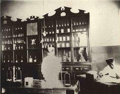 A Pharmacy, Tehran, 1920s