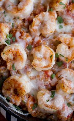 Great, quick and easy Cajun Shrimp and Quinoa Casserole