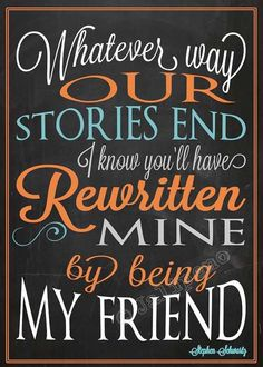 Yes!! Rediscovering the true meaning of friendships @aaurioles @rosabeaty3