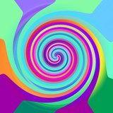Artsonia Art Exhibit :: Color Twirls