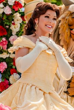 I love Belle! She never fails to make me happy! Belle (by Andy.Sabis)