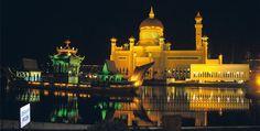 Sultan Omar Ali Saifuddien-Moschee