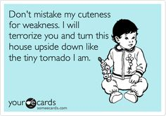 funny someecards about kids | Tiny Whirlwinds of Doom - Kill the Hydra