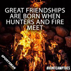 #Campfire #Hunting