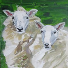 Elegant Ladies, Isle of Barra, Outer Hebrides by Robyn McGraw