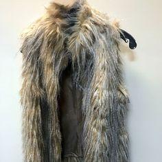 Faux Fur Fabulous! Size S $16  Celebrate Veteran's Day with Clothes Mentor TODAY  20% off for those that have sacrificed so much for our freedoms!  Veteran's friends family & community  . Gotta have it? Stop in!! Location: 785 W Sproul Road  We do phone orders!! Call: 610-455-1500 Hours: Sat: 10-8 Sun: 12-6  Free Delivery to West Chester and East Norriton Clothes Mentor stores We Ship to Your Home!  #cmlook