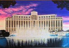 Acrylic on canvas commission Custom Canvas, Louvre, Building, Travel, Custom Screens, Viajes, Buildings, Traveling, Trips