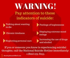 Today marks the 13th annual World #SuicidePrevention Day, kicking off Suicide Prevention Month! Check out our latest blog to get more info on how you can help raise awareness and what warning signs to pay attention to. Remember, if you are anyone you know is experiencing suicidal thoughts, contact the National Suicide Prevention Lifeline '1-800-273-TALK (8255)' immediately.