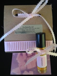 Innocence Perfume Oil  An Artisan Crafted Perfume by ViaNaturelle, $30.00