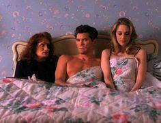 Twin Peaks, Nadine, Ed & Norma