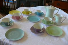 Lilien Porzellan Daisy 12 Teilig   eBay Serving Bowls, Tableware, Ebay, Lilies, Dinnerware, Tablewares, Dishes, Place Settings, Mixing Bowls