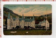 Trossachs Hotel Valentines Series Great Britain Vintage Picture Postcard #67878 | eBay