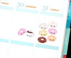 aHappyBlueTree shared a new photo on Etsy Food Stickers, Kawaii Stickers, Planner Stickers, Japanese Food List, Ramen Noodle Bowl, Korean Noodles, Kawaii Planner, Planner Organization, Erin Condren