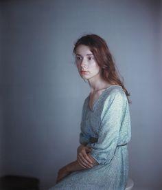 Les portraits de Richard Learoyd