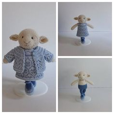 Order for Augustine: Little Blue Sheep