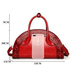 Cheap Women National Retro Handbag Folk Elegant Crossbody Bag Online – loverchic.com