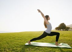 5 Surprising Health Benefits Of Yoga. By Kristen Domonell, at HuffingtonPost.com
