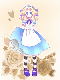 Maria as Alice gasp* its makes sense now! Maria is often called Alice in wonderland and she's dressed as Alice in wonderland, i see wat u did there . Maria The Hedgehog, Shadow The Hedgehog, Sonic The Hedgehog, Maria Robotnik, Shadow And Maria, Sonic Heroes, Sonic Art, Alice In Wonderland, Anime Art
