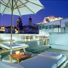Hospes Amerigo. Hoteles con encanto en Alicante.