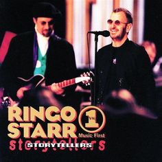 VH1 Storytellers is a live album by Ringo Starr recorded and released for the popular music program in 1998. Unlike his previous live recordings, this release places Starr in an intimate environment where, as per the show's requirement, he tells the genesis of the songs being performed.