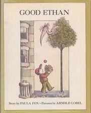 Good Ethan by Paula Fox, illustrated by Arnold Lobel Barbara Cooney, Arnold Lobel, Childrens Books, Marie, Illustrator, My Books, Fox, Children's Books, Children Books