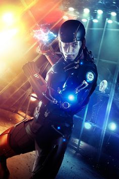 DC Television Universe : Brandon Routh - The Atom (Arrow-Flash-Legends of Tomorrow)