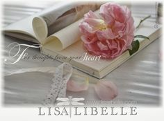 NEW!! Now available my Blankbook LISA LIBELLE  ISBN-13: 978-3-86244-506-6, more details www.lisalibelle.com