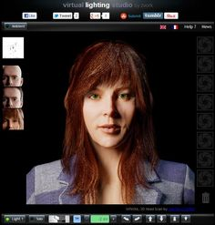 A great app for photogs wanting to gain a greater understanding of studio lighting and how subtle lighting changes can impact your whole image. Virtual Lighting Studio - Interactive portrait lighting