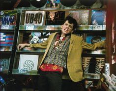 """My favorite scene of this whole movie. I now love this song thanks to Ducky <3 """"Pretty In Pink."""""""