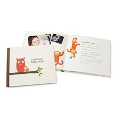Look what I found at UncommonGoods: custom petit collage baby book... for $40 #uncommongoods *nc20140929
