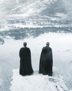 lordbryndenrivers: Stannis Baratheon and Davos Seaworth in Game of Thrones Season 5 x
