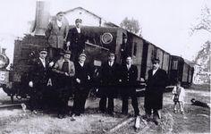 Ο Θεσσαλικός σιδηρόδρομος - Tα πρώτα σφυρίγματα... | www.fatsimare.gr Train, Strollers