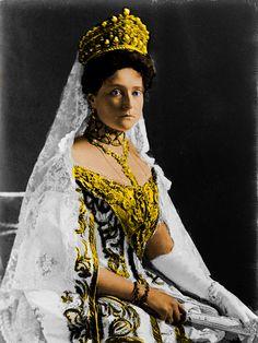 Tsarina Alexandra Romanov