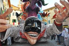 The Carnival of Foiano is held every year in the Tuscan city of Foiano della Chiana and claims to be the oldest carnival in Italy