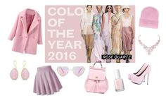 """""""Untitled #14"""" by lilakanerva on Polyvore featuring AX Paris, Dolce&Gabbana, Forever 21, October's Very Own, Essie, Humble Chic, Ice, women's clothing, women and female"""