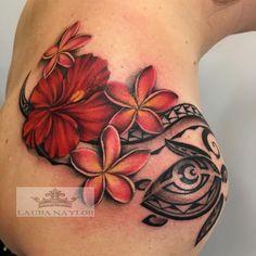 Maori Tattoos, Hawaiianisches Tattoo, Polynesian Tattoos Women, Tribal Tattoos For Women, Polynesian Tattoo Designs, Tattoo Hals, Maori Tattoo Designs, Samoan Tattoo, Forearm Tattoos