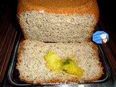 Cozinhando sem Glúten: Pão integral com chia *