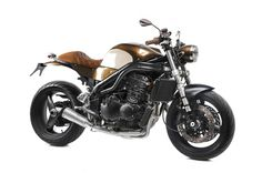 British Espresso - 99′ Speed Triple 955i