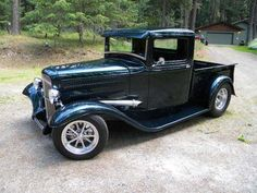 1934 Ford Pickup Street Rod..Re-pin Brought to you by agents of car insurance at #HouseofInsurance in #EugeneOregon for #CarInsurance