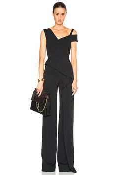 12325eb980a6 Tilson Jumpsuit in Black Bandeau Jumpsuit